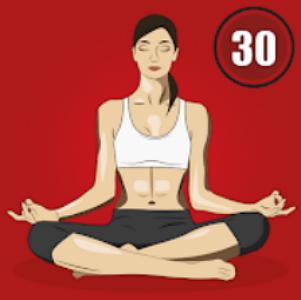 Йога для похудения за 30 дней, сбросить лишний вес